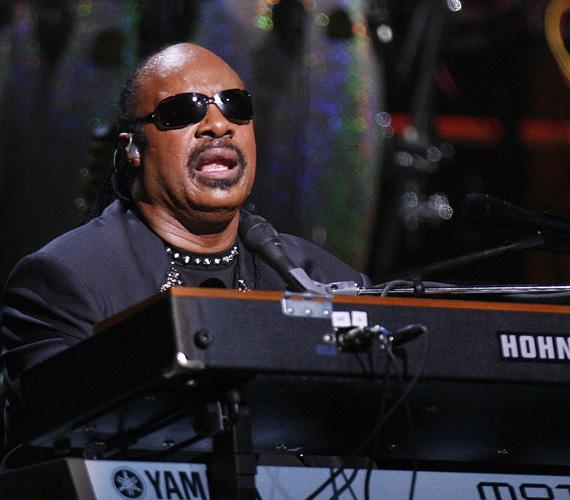 Stevie Wonder többször Grammy- és Oscar-díjas énekes-zeneszerző röviddel a születése után vakult meg, de így is megtanult zongorázni, mára fél évszázados zenei karriert tudhat a háta mögött. A 64 éves sztár olyan slágereket adott a poprajongóknak, mint a You Are the Sunshine of My Life, az I Just Called to Say I Love You vagy a Part-Time Lover. Stevie Wonder kétszer volt házas, élete során kilenc gyermeke született.