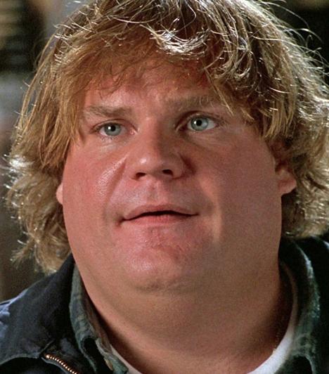 Chris Farley1997-es halála előtt többször is volt elvonón, valamint elhízott emberekre specializálódott intézményben. 33 évesen hunyt el, holttestére bátyja talált rá chicagói lakásában. A toxikológiai vizsgálat alapján kábítószer-túladagolás (morfium és kokain) végzett vele. Éppen a Shrek filmet szinkronizálta, ő lett volna a nagy zöld ogre.