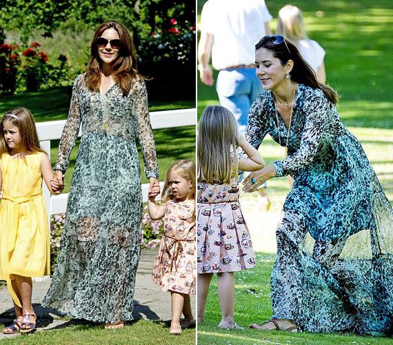 A legutolsó fotóikat az esküvő előtt a dán királyi család nyári rezidenciáján készítették róla.