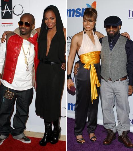 Janet Jackson és Jermaine Duprin  Janet Jackson énekesnő egyszer azt nyilatkozta, hogy hét éve tartó kapcsolatuk során párjára, Jermaine Duprinra mindig támaszkodhatott. Nem csoda, a rapper és producer alig 160 centi magas.  Kapcsolódó cikk: Zavarba ejtően sokat mutatott magából Janet Jackson tajvani koncertjén »