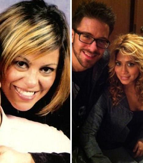 Danny Gokey és Leyicet Peralta  Az American Idol nyolcadik évadának döntőse 2012. január 29-én vette feleségül szerelmét, Leyicet Peraltát, aki sokak szerint nagyon hasonlít az énekes három éve elhunyt feleségére, Sophiára.