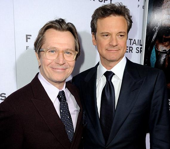A thrillert, amelyben Gary Oldman mellett Colin Firth is főszerepet kapott, január 26-ától vetítik a hazai mozik.