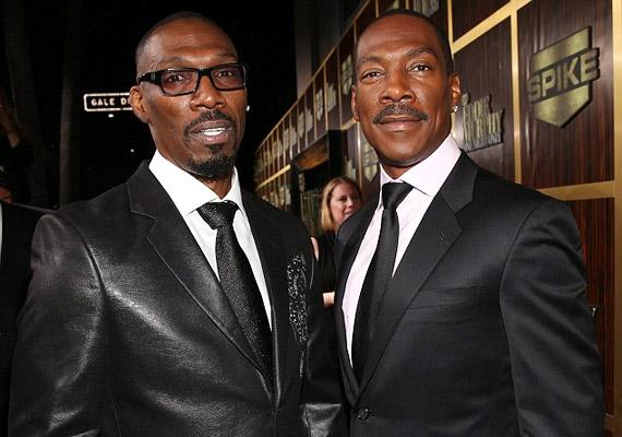 A Charlie és Eddie Murphy testvérpár már 30 éve mozgolódik a showbizniszben. Pályájukat mindketten a Saturday Night Live-ban kezdték még a '80-as években. Az évek során több közös munkájuk volt, a Norbit című 2007-es vígjátéknak például Charlie írta a forgatókönyvét, a főszerepet pedig öccse, Eddie alakította. Vagyonuk 97 millió dollár.