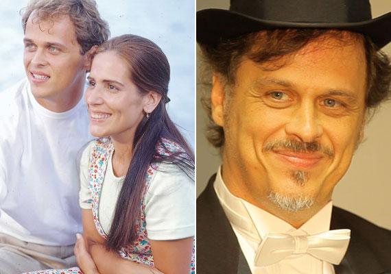 A homok titkai szépfiúja Marcos, aki beleszeret a szerény és jószívű Ruth-ba. A karakter megformálója, a 48 éves Guilherme Fontes boldog családapa, 2005-ben született meg kislánya, Carolina, 2008-ban pedig kisfia, Carlos.