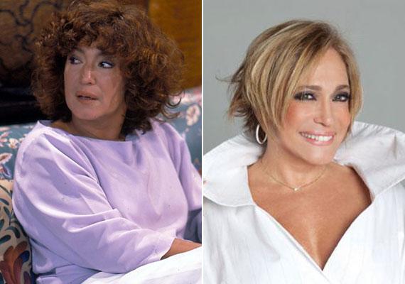 Susana Viera Claritát alakította a sorozatban. A brazil színésznő immár 73 éves, és az éneklésben sem utolsó. Sorra jelentek meg albumai, így mára inkább énekhangjával hódítja Dél-Amerikát. Négyszer ment férjhez.