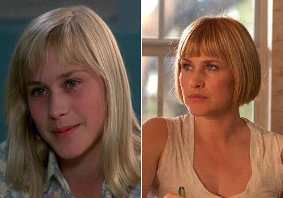 Patricia Arquette a Rémálom az Elm utcában harmadik részében tűnt fel. Most a Sráckor film miatt jelölték.