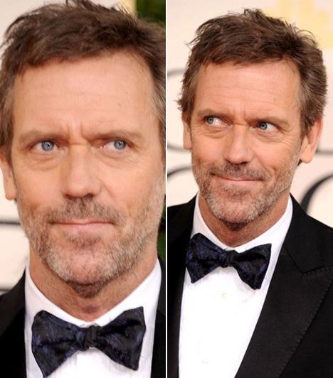 Hugh Laurie                         A Dr. House sztárja, Hugh Laurie érdekesen oldotta meg a beszédet. Ugyanis, mint mondta, túl sok embernek - szám szerint 172-nek - kellene köszönetet mondani igen kevés idő alatt, így felírta a neveket egy-egy cetlire és kihúzott belőle hármat. Nekik köszönte meg a segítséget. Név szerint a csapót kezelő embernek, a fodrásznak és az ügynöknek.