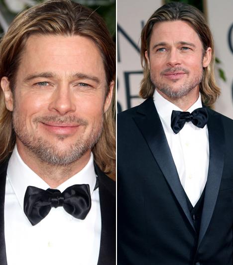 Brad Pitt                         Brad Pitt tréfás kedvében érezhette magát, amikor átvette a 12 majom című filmben nyújtott alakításáért a szobrocskát. Ugyanis nem a rendezőnek, vagy az akkori barátnőjének, Gwyneth Paltrow-nak köszönte meg a díjat, hanem egy gyógyszernek, ami az emésztési zavarokat és a hasmenést kezeli.