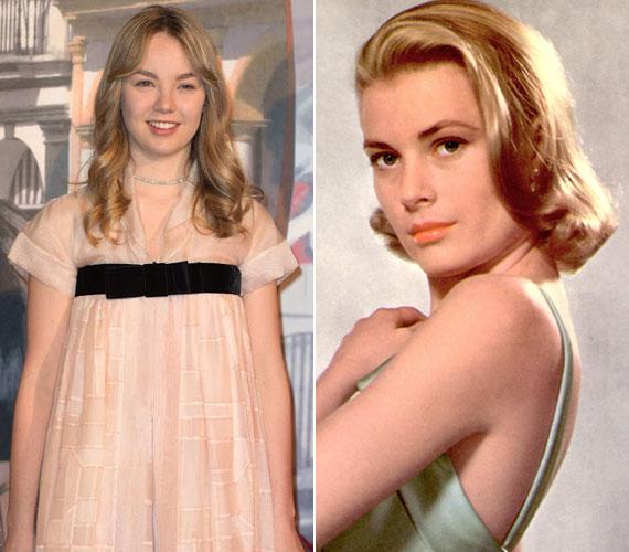 A 16 éves Alexandra Grace Kelly elsőszülött gyermekének, Caroline hercegnőnek és Ernst August hercegnek az egyetlen csemetéje. Szerinted hasonlít híres nagyanyjára?