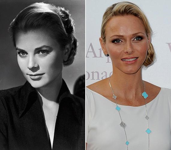 Sokak szerint II. Albert választottja, a törékeny, szőke szépség, Charlene hercegnő nagyon hasonlít édesanyjára.