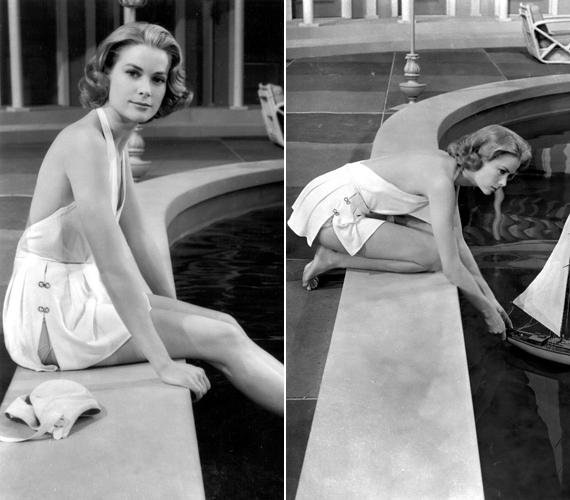 Az ünnepelt színésznő egész hátralévő életében nem tudta feldolgozni, hogy hercegnő lévén fel kellett hagynia a filmezéssel.