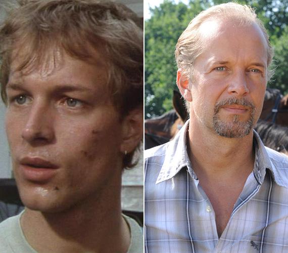 Jochen Horst által kelt életre a sorozatban Sascha Guldenburg, az elhunyt gróf fia. A német színészt 1986-ban a legjobb ifjú tehetségnek választották országában, részben A Guldenburgok öröksége sorozatnak köszönhetően. Később is megmaradt a sorozatoknál, felbukkant a Derrick, a Tetthely, az Álomhajó szériákban, a Balkóban pedig ő volt a címszereplő. Az 53 éves színész jelenleg a családjával Mallorcán él.