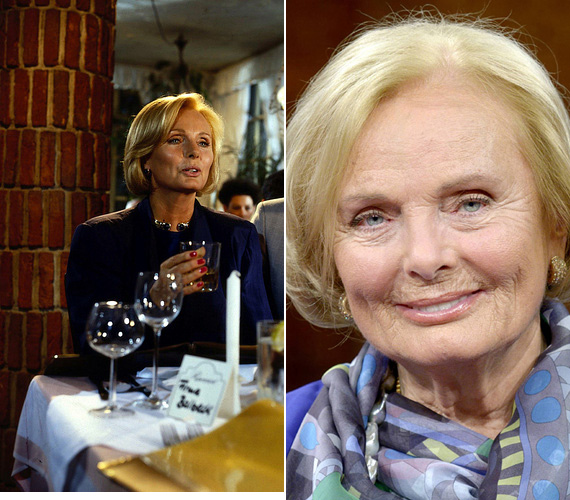Ruth Maria Kubitschek volt a Guldenburgok Jockey-ja, női bőrben. A Balbeck sörgyár fifikás üzletasszonyát, Margot Baalbecket alakította, aki mindig készen némi aljas cselszövésre. A ma már 83 éves színésznő éppen a napokban jelentette be a DPA hírügynökségnek adott interjújában, hogy nem szeretne úgymond a színpadon meghalni, imádta a színészi karrierjét, de úgy gondolja, ideje visszavonulni. Rajongói október 31-én láthatják utoljára az Álomhotel című sorozat 20. epizódjában.