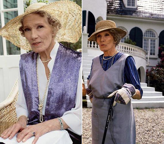 Brigitte Horney játszotta Herta von Guldenburgot a sorozatban. Az idős színésznő három nappal a második évad forgatási munkálatainak befejezése előtt hunyt el, 77 éves korában, 1988-ban. Halála után teljesen át kellett írni a harmadik évad forgatókönyvét, mivel jelentős szerepe lett volna a történetben.