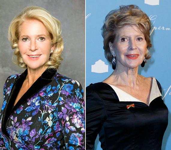 Christiane Hörbiger alakította Guldenburg grófnőt, akinek a férje halála után át kellett vennie a sörfőzdét. A 76 éves színésznő rengeteg filmben megfordult, és karrierje során több tucat díjjal ismerték el munkásságát - egyebek közt megkapta a Bambi-, a Grimme- és az Arany Kamera-díjat is.