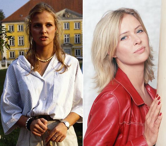 Katharina Böhm 24 éves volt, amikor bekerült a sorozatba, ő játszotta Guldenburg grófnő lányát, Susanne-t, aki szerelembe esik a grófság sofőrjének a fiával, Tobiasszal. A színésznőnek ez a széria hozta meg a hírnevet, azóta is rengeteg filmben és sorozatban felbukkant, 2012 óta ő alakítja a főszerepet a Chefin című német krimisorozatban.