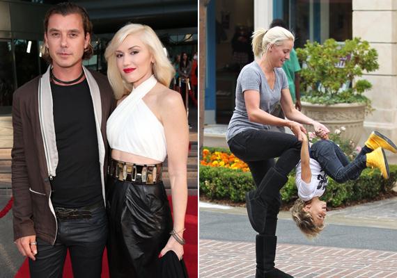 Íme a dadus, aki miatt véget ért az álompár házassága. Amint kirobbant a botrány, Gwen Stefani természetesen azonnal kirúgta a csapodár nevelőnőjüket. A válást hivatalosan nem mondták ki, úgyhogy Gwen és Gavin egyelőre külön hálószobában hajtja álomra fejét.