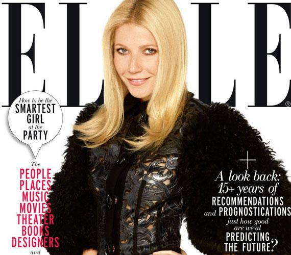 Kétségkívül nem ez lett Gwyneth Paltrow eddigi karrierjének legdögösebb címlapfotója.