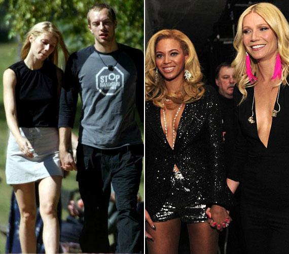 Férjével, Chris Martinnal hét éve házasodtak össze, ám sokak szerint kapcsolatuk már régen kihűlt, és elidegenedtek egymástól.