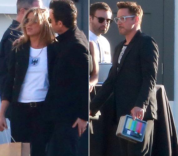 Ott volt Jennifer Aniston is párjával, Justin Theroux-val, valamint az ünnepelt, Robert Downey Jr. A jelenlévők szerint a buli felejthetetlen volt, a People-nak azt nyilatkozta egy vendég, hogy rengeteg sztár ment el, ugyanakkor nagyon családias volt a hangulat.