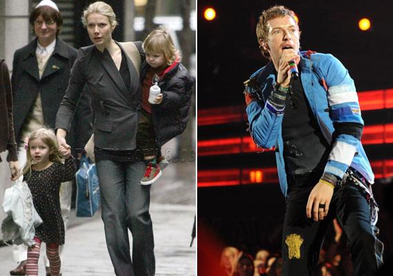 2003 óta a Coldplay együttes frontemberének, Chris Martinnak a felesége - két közös gyerekük született, Apple és Moses.