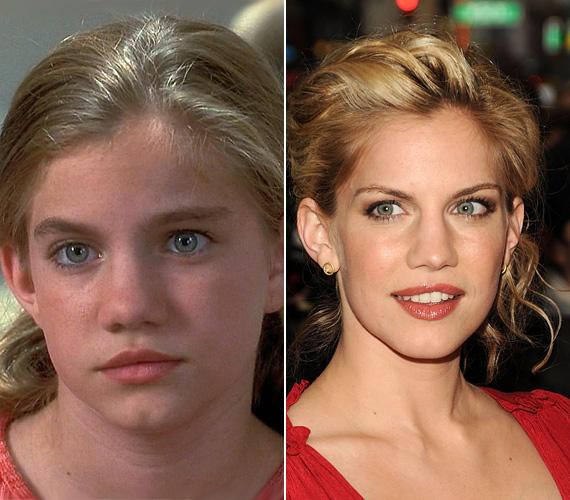 Anna Chlumsky kislányként 1991-ben a My Girl című mozifilmben varázsolt el mindenkit Macaulay Culkinnal az oldalán. A 31 éves színésznő, aki 2008-ban ment férjhez, karrierje fellendülését A Vaslady című filmtől várhatja.