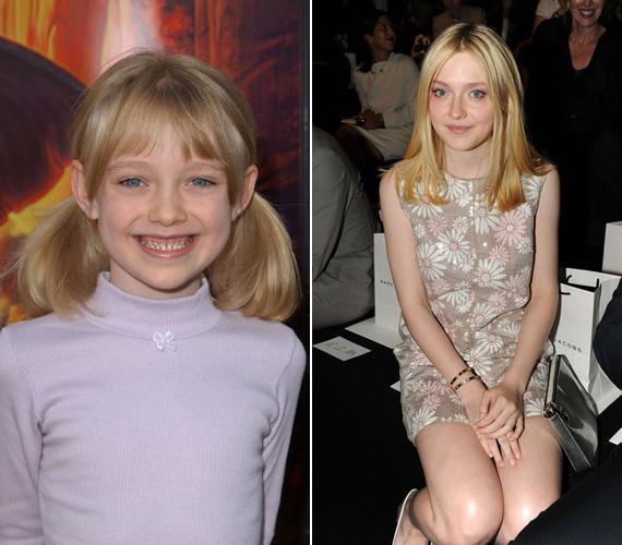 A 18 éves Dakota Fanning ötéves korában kezdte karrierjét egy reklámfilmmel, az áttörést pedig a 2001-es Nevem Sam című filmdráma hozta meg számára, amikor mindössze hétéves volt. Sok más sorstársával ellentétben őt nem rontotta meg az álomgyár világa.