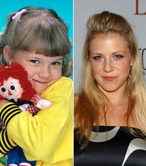 Jodie Sweetin  A Bír-lak című sorozat bájos kislányaként ismerte meg a világ Jodie Sweetin nevét, aki azóta legyőzte drogfüggőségét és két gyermeknek adott életet.