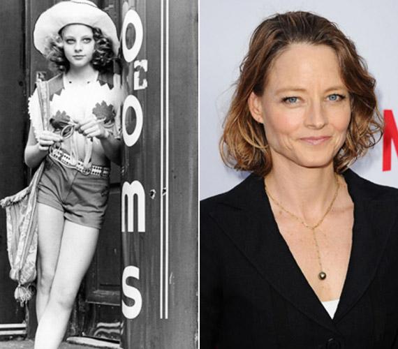 Jodie Foster már 34 filmben szerepelt, amikor 14 éves korában megkapta a Taxisofőr egyik szerepét, mely egy csapásra híressé tette.