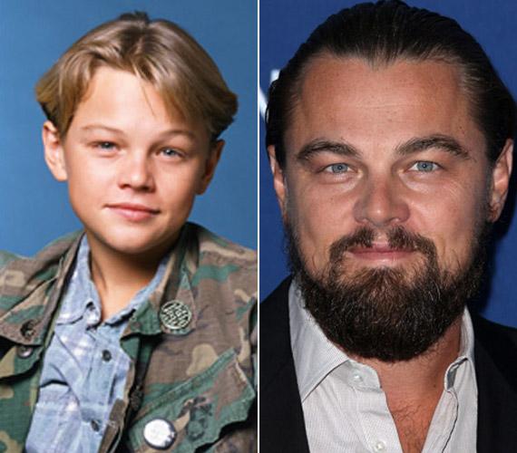 Leonardo DiCaprio is jócskán felszedett magára az elmúlt években, már messze nem az a tejfelesszájú kisfiú. Tehetsége előtt azonban a kritikusok is meghajolnak, bár Oscart még nem sikerült kapnia.