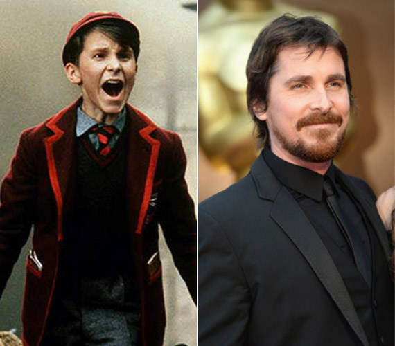 Christian Bale az egyik legkeresetebb színész lett az 1987-esA Nap birodalma film után.