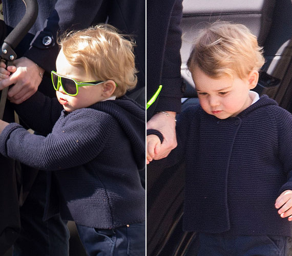 Mint kiderült, a trendi Pumpkin Patch szemvédőt, amely a 2015-ös kollekcióból való, 10 dollárért lehet megvásárolni, és különféle színekben kapható - bár ahogy sejteni lehetett, ahogy megjelentek György herceg fotói, már el is kapkodták őket.