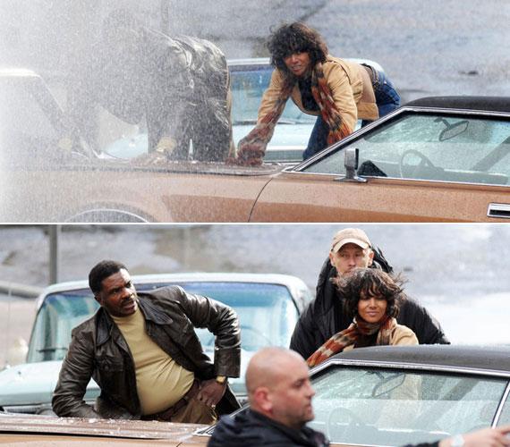 A mostani tervek szerint 2012 októberében mutatnák be az alkotást az amerikai mozikban, az akciódús felvételeket elnézve nem lesz unalmas a mozi.