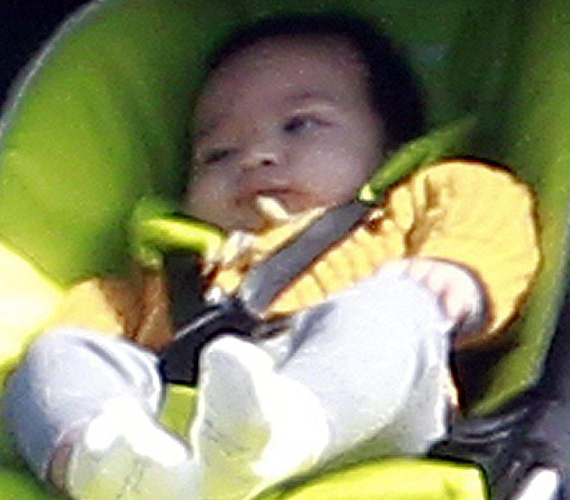 2013. október 5-én született meg a kis Maceo, Halle Berry és Olivier Martinez első közös gyermeke.