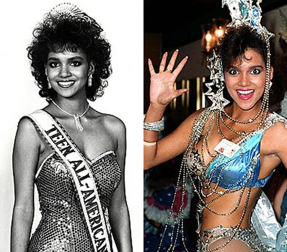 Az akkori barátja nevezte be élete első szépségversenyére 1985-ben, amit meg is nyert, így ő lett Amerika legszebb tinédzsere.