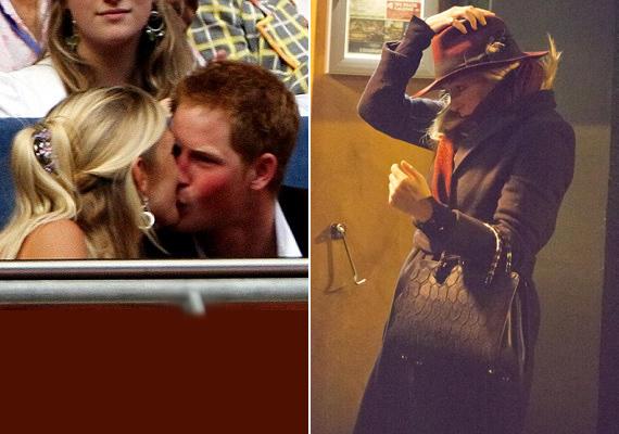 Astrid Harborddal 2009-ben ismerkedett meg, de csak fellángolás volt, néhányszor lekapták őket csókolózva, ám nem fordult komolyra a románc.