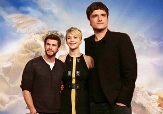Az Éhezők viadalának sztárja, Josh Hutcherson másfél fejjel alacsonyabb, mint Jennifer Lawrence, egyik álmát posztolta a Facebookra.