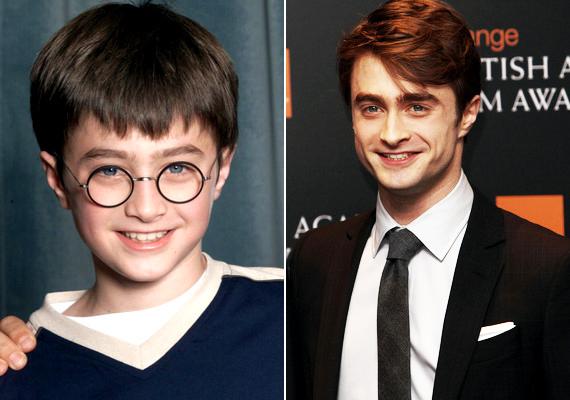 Daniel Radcliffe ötéves kora óta színész akart lenni, de szülei nem igazán támogatták az ötletét. Ennek ellenére gyerekként több színházi darabban is játszott - itt látta meg Chris Columbus, és azonnal tudta, ő lesz a tökéletes választás. Daniel nyolc mozifilmben keltette életre az árva varázslótanoncot, magánélete azonban kevésbé alakult szerencsésen, 20 éves korára az alkoholizmussal is szembe kellett néznie. Legnagyobb színpadi sikerét eddig az Equus című darabban aratta, ahol meztelenül jelent meg a közönség előtt.