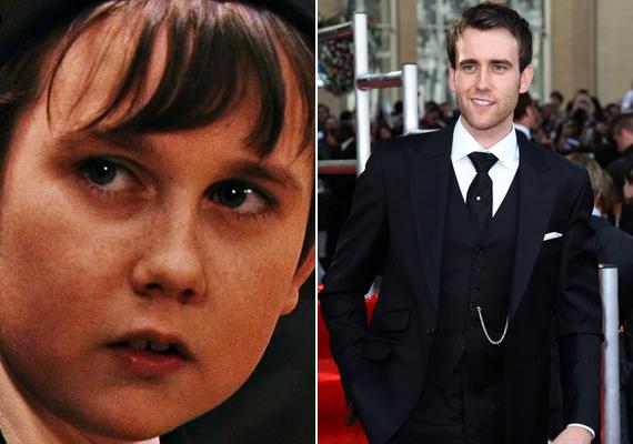 Matthew Lewis 11 évesen kapta meg az ügyetlenkedő, feledékeny, ám bátor és hűséges Neville Longbottom szerepét. Ötéves kora óta színészkedik, eddig több mint 20 filmben és több színpadi darabban is szerepelt.