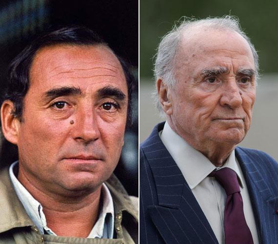 Claude Brasseur, a Házibuli másik főszereplője, Vic apukája már 79 éves. A filmben csak Francois-ként ismert színész több mint ötven francia filmben kapott szerepet. 1963-ban Magyarországon is forgatott.