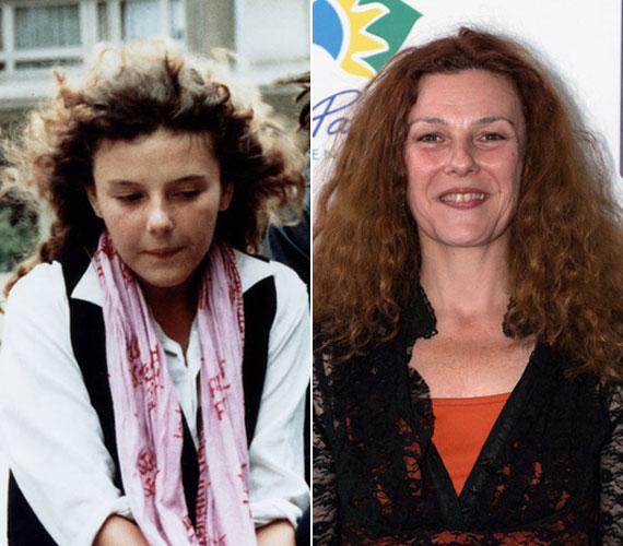 A Vic legjobb barátnőjét, Pénélope Fontanet-t játszó színésznő, Sheile O'Connor változása a legszembetűnőbb. Soha nem sikerült betörnie a nemzetközi filmiparba - kizárólag francia filmekben játszott. Jövőre lesz ötvenéves.