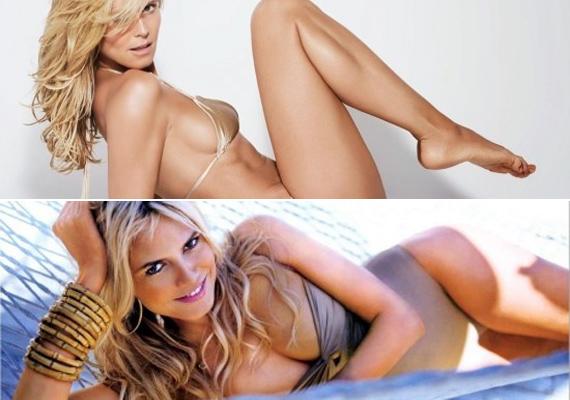 Heidi számos fürdőruhakampányban is részt vett. 42 éves kora ellenére még mindig a fotósok kedvence a német szupermodell.