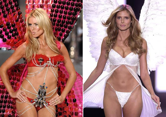 A Victoria's Secret is az angyalkái közé választotta a modellt. Vörösben és fehérben is ő volt a show abszolút sztárja.