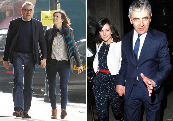 Rowan Atkinson, Mr. Bean megformálója 24 éves házasságát rúgta fel új szerelme kedvéért. A 30 évvel fiatalabb Louise Forddal már összeköltöztek, sőt, az esküvőt is tervezik.