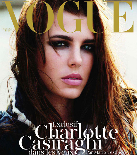 Charlotte Casiraghi                         Az 1987-ben született modell szépségű kékvérű Karolina hercegnő lánya és Grace Kelly unokája - volt tehát kitől örökölnie a szemrevaló külsejét. A francia Vouge is felfigyelt rá, és Mario Testino sztár fotográfusnak köszönhetően megszületett ez a hercegnőhöz túl dögös címlap 2011 szeptemberében.                         Kapcsolódó cikk:                         Kate Middleton vetélytársa lesz? Ezt a gyönyörű hercegnőt választotta a Gucci »