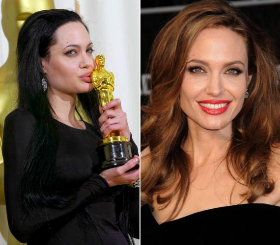 Angelina Jolie egyáltalán nem kötődik a tárgyakhoz, így az arany szobrocskához sem. A gála után odaadta édesanyjának, így a szobor mostegy párizsi raktárban van 2007-ben elhunyt anyja hagyatékai között.