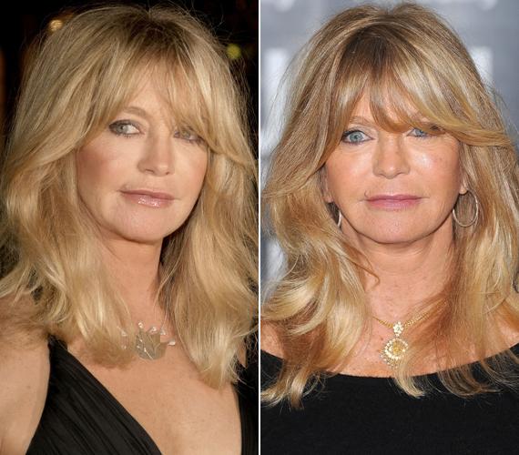 Goldie Hawn úgy tartja, a szobor pozitív energiát áraszt, így a háza meditációs szobájában helyezte el.