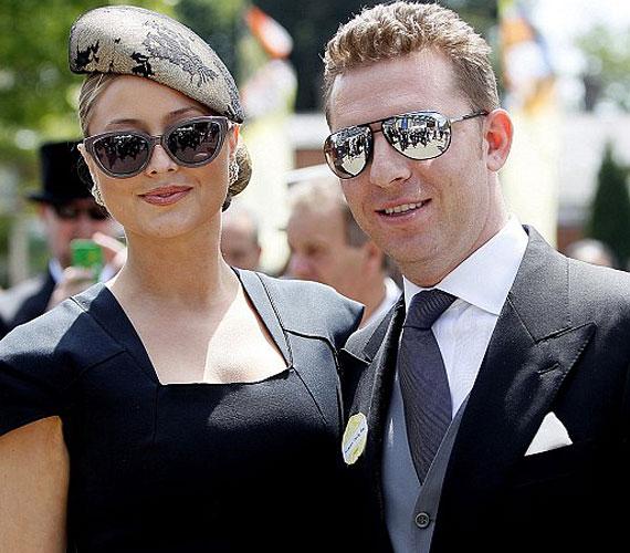Az énekesnő-színésznő és 38 éves kedvese London és Monaco között ingáznak, Candynek ugyanis mindkét helyen van villája.