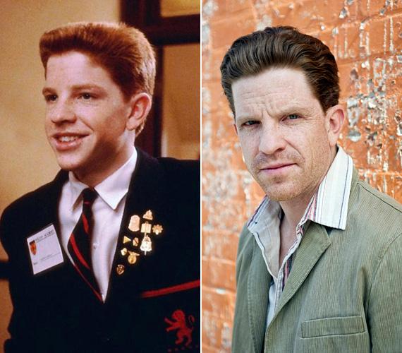 A vörös hajú Dylan Kussman karrierjének is az volt a csúcspontja, amikor Richard Cameron lehetett Robin Williams osztályában. Azóta epizódszerepeket kap, volt az X-Aktákban és a Monkban is, két éve pedig a Tom Cruise nevével fémjelzett Jack Reacherben ismerhettek rá a Holt költők társasága rajongói.