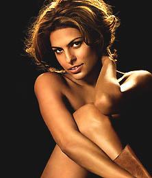 7. hely - Eva Mendes